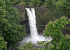 Waianuenue Falls - locally called Rainbow Falls - Hilo district