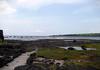 Pu'uhonua (Place of Refuge) - across the mouth of Honaunau Bay - Kona district