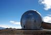Caltech Submillimeter Observatory - a 33 ft. (10 m) radio telescope - atop the Mauna Kea Volcano - Hamakua district