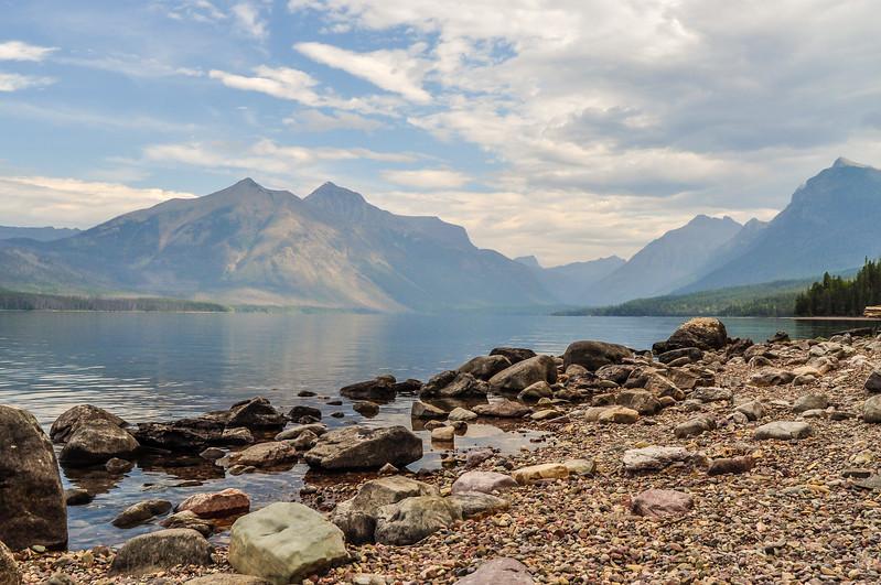 Rocky Lake MacDonald Beach