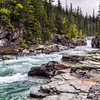 Glacier National Park River