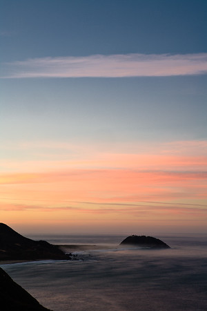 Point Sur, Sunrise