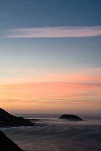 Point Sur, Sunrise