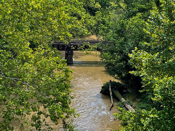 PA RR from Greer Bridge
