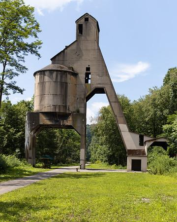 Redbank Coaling Tower