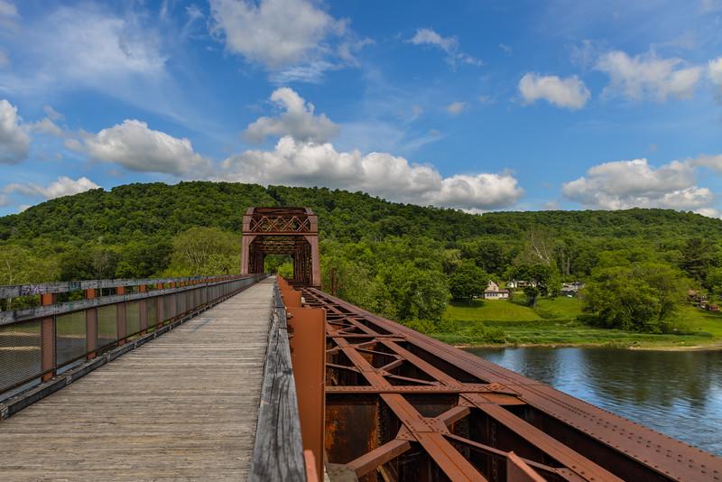 Belmar Bridge Sandy Creek Trail West