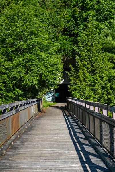 Sandy Creek Tunnel Entrance East