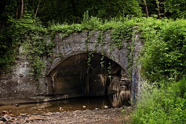 Rockland Station Bridge