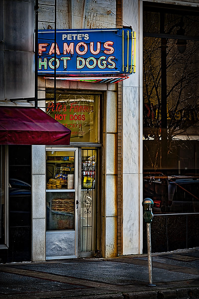 Gone To Hot Dog Heaven