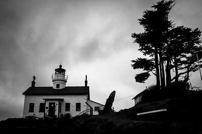 Battery Point Lighthouse ~ Oregon Coast