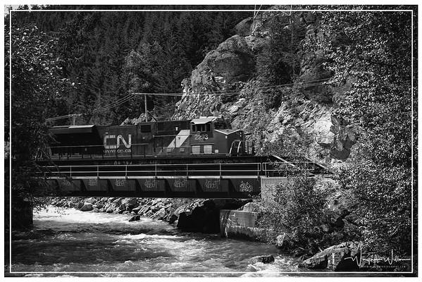 CN Freight #1