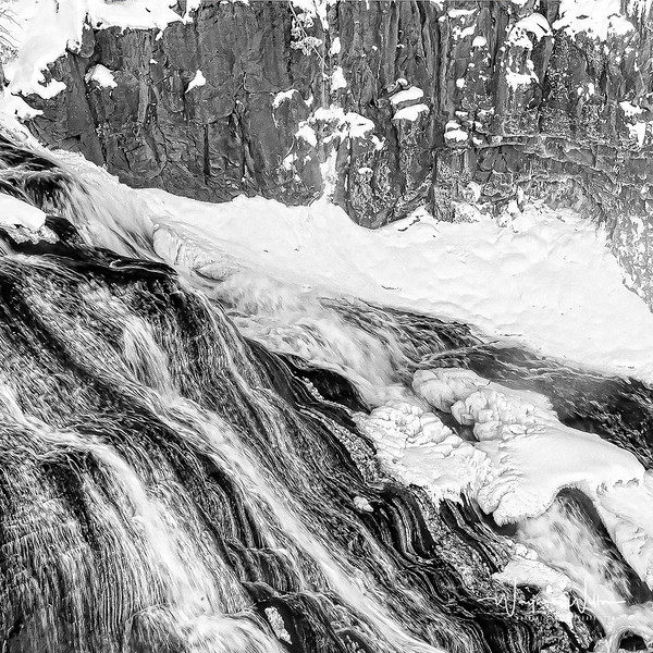 Yellowstone River Water