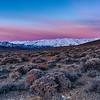 Waiting for first light, Granite Range, Nevada, 18-February-2021