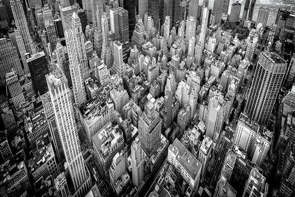 Black & White - Architecture