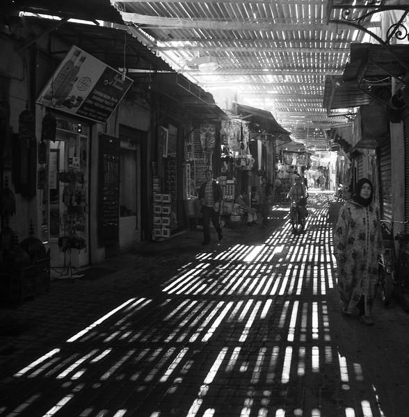 Marrakesh Shadows