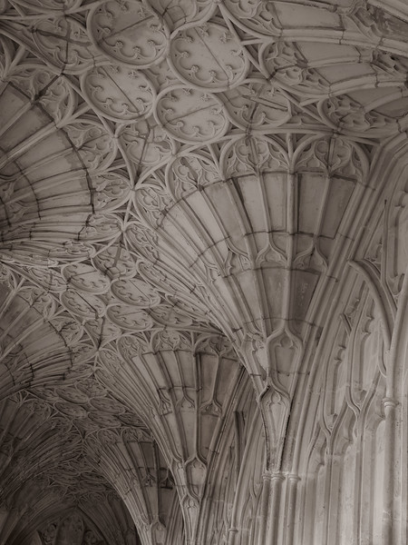 Gloucester Cathedral, England