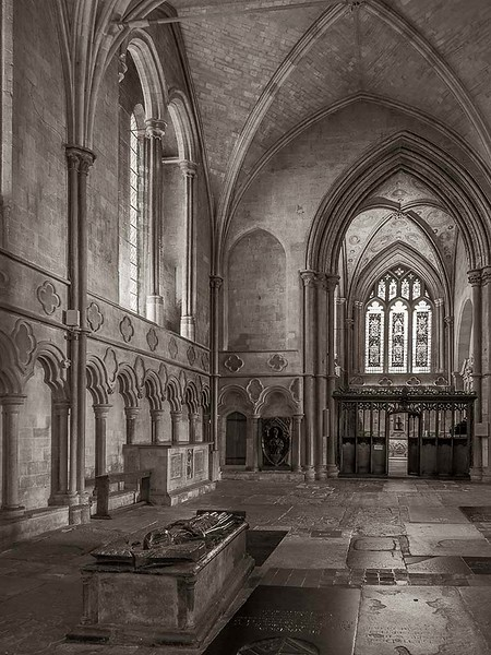 Cathedral, England