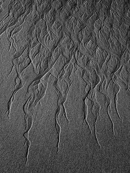 Patterns in Sand Beach, Acadia National Park, Maine