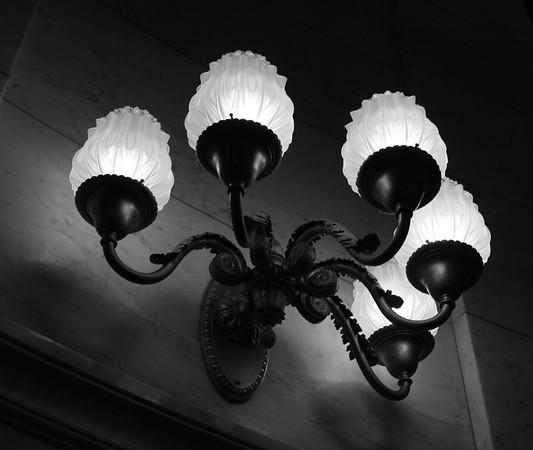 Ancient Lamps.