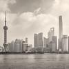 Hazy Shanghai