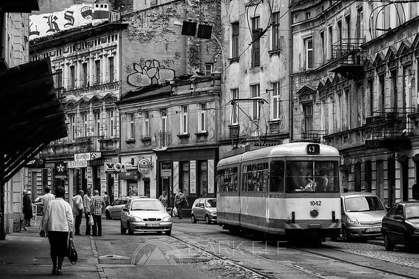 Vintage Łódź