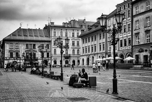Small Market Square