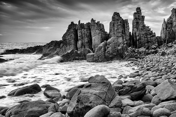Cape Woolamai Pinnacles