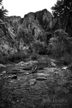 Bright Angel Creek