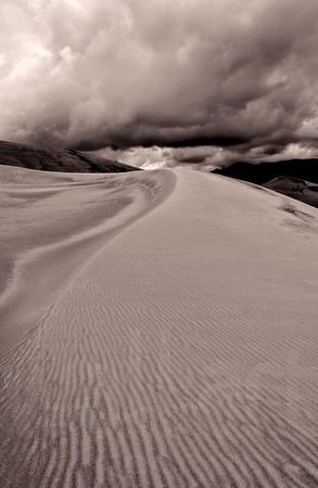 Colorado Sand Dunes | Wall Art Resource