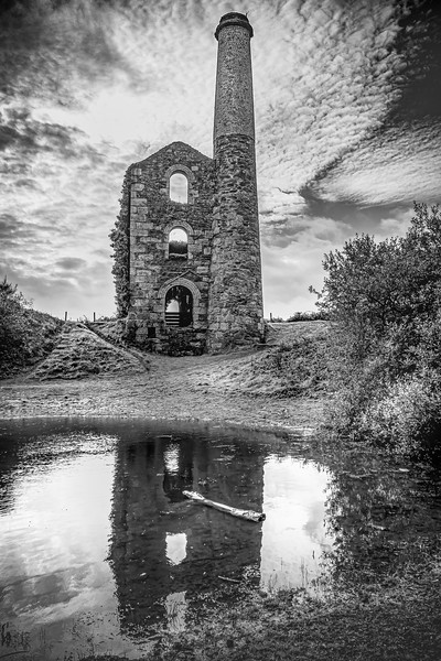 The Engine House, Cornwall 2017