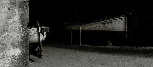 Boat's graveyard