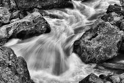 Rushing River Water 011 | Wall Art Resource