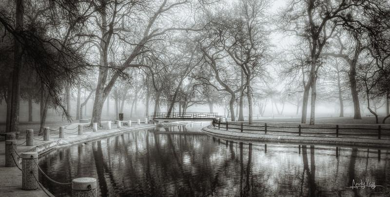 Springtime Mist