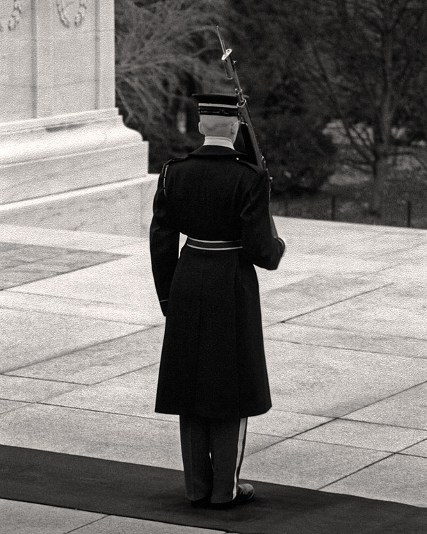 Tomb of the Unknowns at Arlington National Cemetery