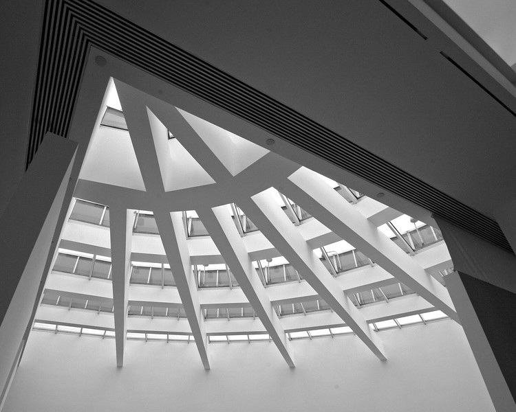 High Museum Atlanta Photography Skylight Fine Art