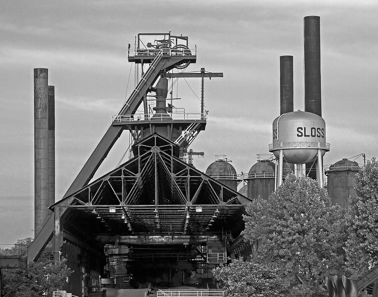 Sloss Furnaces Birmingham, Alabama