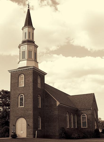 American Village Colonial Chapel