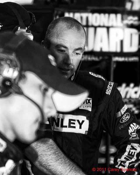 Marcos Ambrose Daytona 2011