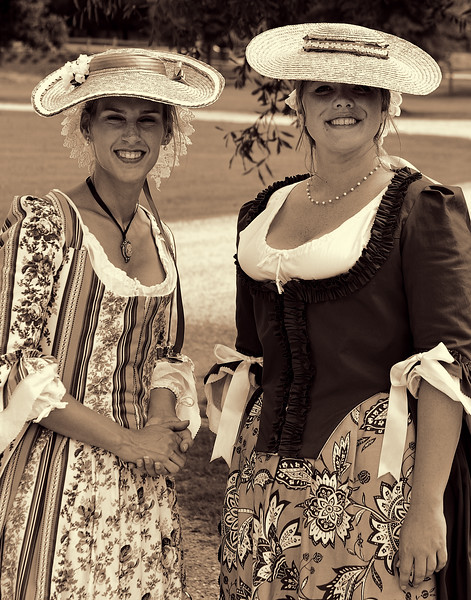 American Village Colonial Women and Wives Carried a Heavy Burden During the Revolutionary War