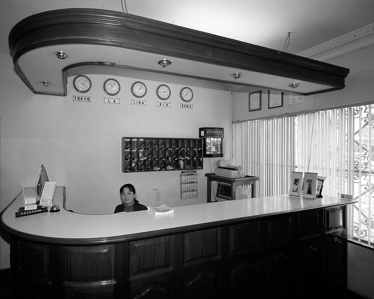 Hotel Mira Flores Peru