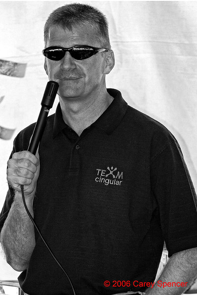 Jeff Burton Talladega 2006