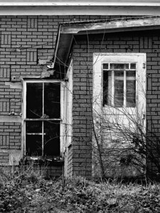 Old Fallen House
