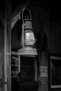 Old Kerosene Lantern Back Roads of Kentucky