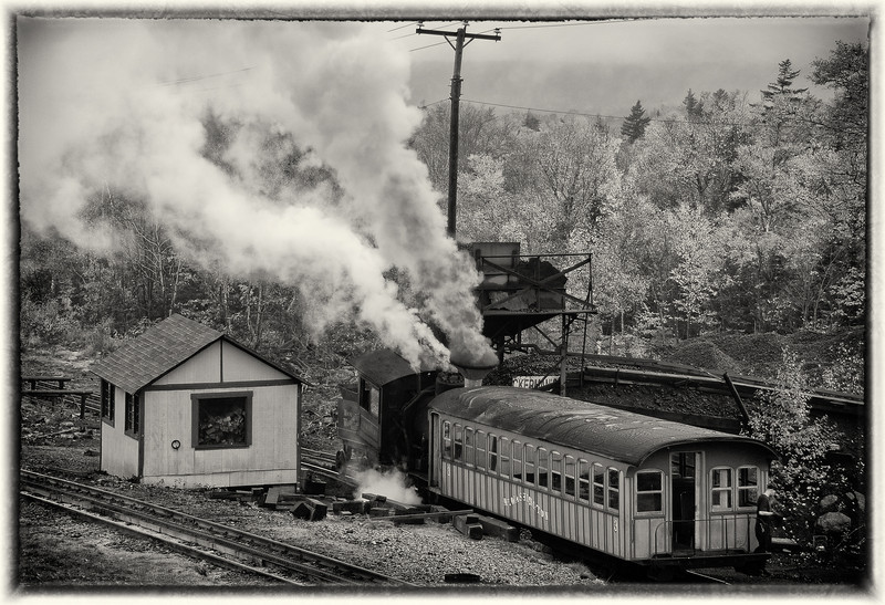 Mt. Washington Cog Railroad