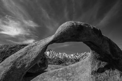 Mobius Arch Alabama Hills, California