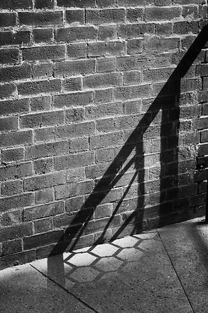 Brick and Shadow II