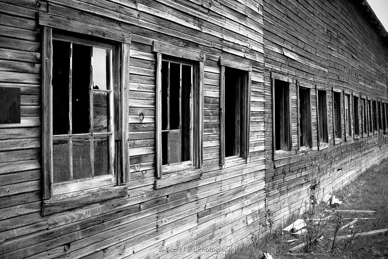 DF.1414 - ranch building, Rock Ranch, BLM, Lincoln Co., WA.