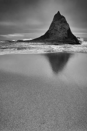 Martin's Beach Sea Stack