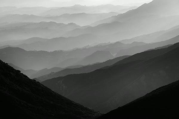 Santa Barbara Foothills