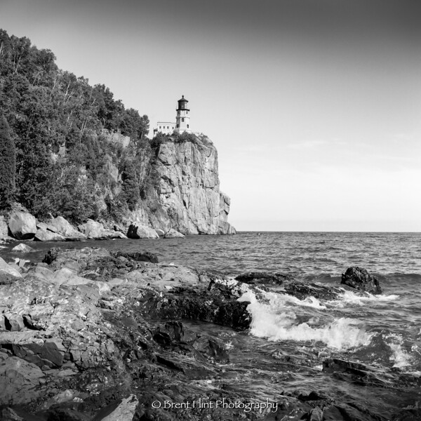 S.5178 - Split Rock Lighthouse, Split Rock Lighthouse State Park, MN.